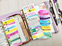 Make Your Own Page Marker for Your Daisy Day Planner   Cocoa Daisy