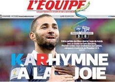 Coupe du monde France Honduras