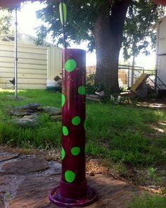 PVC pipe quiver