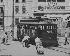 THE TRAMWAYS OF PUERTO RICO