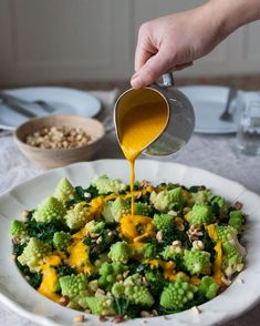 Food N, Good Food, Food And Drink, Clean Eating, Healthy Eating, Vegetarian Recipes, Healthy Recipes, Food Crush, Dressing