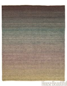 Lusting after these ombre rugs