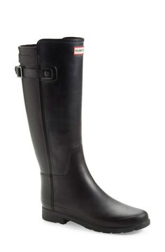 Hunter 'Original Refined' Rain Boot (Women)   No