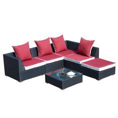 Lounge Gartenmöbel Sitzgruppe Nairobi