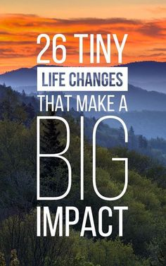 26 Ridiculously Easy Life Changes You Can Make Today Growth and life changes like these may be small in time. but they can have a massively out of proportion impact on your life. Self Help Motivation Positive, Gewichtsverlust Motivation, Self Development, Personal Development, Leadership Development, 1000 Lifehacks, Good Advice, Things To Know, Things To Do Alone