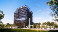 El nuevo edificio corporativo de Tarjeta Naranja.