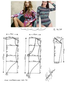 Discover thousands of images about moldes de ropa interior (Diy Ropa Interior) Underwear Pattern, Lingerie Patterns, Sewing Lingerie, Dress Sewing Patterns, Clothing Patterns, Sewing Clothes, Diy Clothes, Clothes For Women, Diy Fashion