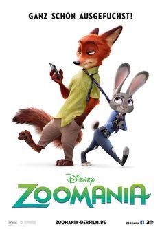 Tierische Disney-Utopie um Räuber und Beute