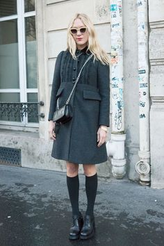 We're breaking down how to wear knee-high socks like a fashion girl. Get inspiration here.