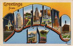 Greetings from Buffalo NY