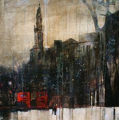 Julian SUTHERLAND-BEATSON artist, paintings and art at the Red Rag British Art Gallery