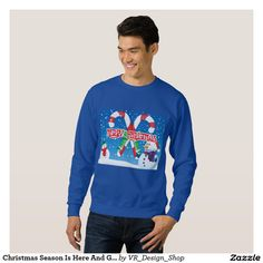 Christmas Season Is Here And Get Ready With This Sweater