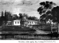 Pałace, dwory, dworki - Massalany - Wyszukiwarka genograficzna