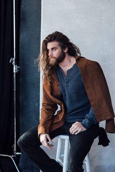 Hipster Haircut For Men Brock Ohurn, Gorgeous Men, Beautiful People, Male Model Names, Male Models, Beard Styles For Men, Hipster Man, Trends, Stylish Men