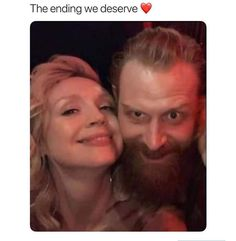 Brienne with Tormund 😍 - Entertainment Kristofer Hivju, Tv Memes, Got Characters, Got Game Of Thrones, I Love Games, Funny Character, Iron Throne, Valar Morghulis, Valar Dohaeris