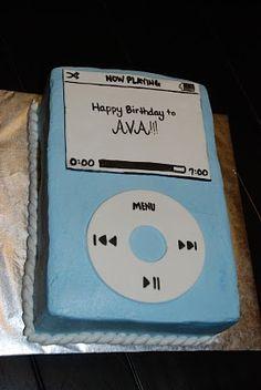 iPod Cake-possibility