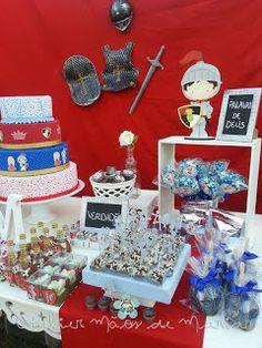 Mãos de Maria: Armadura do cristão - Festa do Mathias Gift Wrapping, Holiday Decor, Birthday, Party, Gifts, David And Goliath, Ideas Party, Yummy Recipes, King
