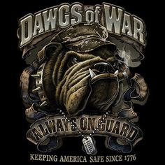 Represent the War Dawgs with this one of a kind ComfortSoft® cotton/poly cotton/poly (Light Steel)Double-needle coverseamed crewneckLay-flat collarShoulder-to-shoulder tapingDouble-needle sleeves and hem Marine Corps Tattoos, Marine Corps Humor, Marine Tattoo, Us Marine Corps, Usmc Tattoos, Once A Marine, My Marine, Patriotic Pictures, Military Art