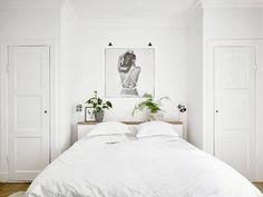 Best All White Room Ideas White Minimal Bedroom