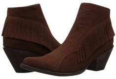 Old Gringo Brown Leather Ankle Embroidered Suede New Boots/Booties Size US 8 Regular (M, B) - Tradesy Brown Heels, Brown Ankle Boots, Suede Boots, Ankle Booties, Bootie Boots, Cowhide Leather, Suede Leather, Leather Shoes, Brown Leather