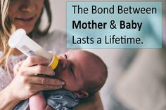 The Bond Between Mother and Baby Lasts a Lifetime. #mother #baby #love #ivf