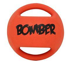 Zeus 98001 BOMBER Hundespielball Mini, 11.5 cm
