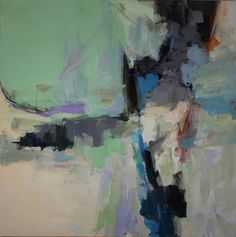 """First Frost   36"""" x 36"""" by John Campbell"""