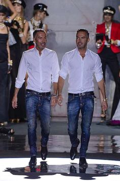 Dsquared love their design