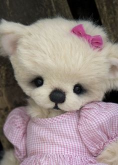 Three O'Clock Bears: Ickle Rose Available now!