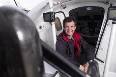 News - Richard Tolkien rescued by cargo ship - Vendée Globe