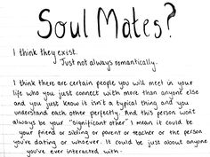 quotes about friendship - platonic soul mates...