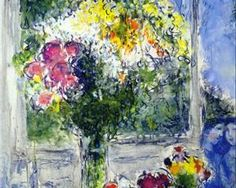 Marc Chagall | Window in Artist's Studio