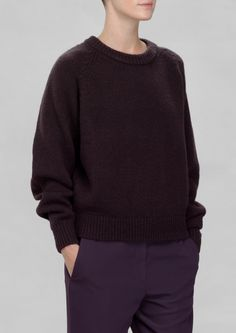 & Other Stories | Lambswool Sweater