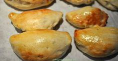 These little pastries filled with meat, onions and rice are incredible. They are not quite like the pasties served in Michigan's upperpen...