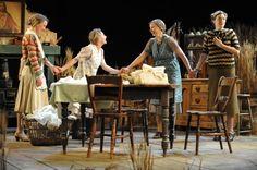 Dancing At Lughnasa at The Mercury Theatre