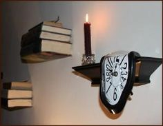 Kids, Crafts, and Craziness: The Harry Potter Room harry-potter-bedroom Harry Potter Bathroom, Harry Potter Nursery, Harry Potter Classroom, Harry Potter Decor, Harry Potter Movies, Floating Books, Bedroom Themes, Bedroom Ideas, Nursery Ideas