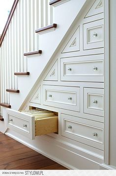 Drawers like these made to go under the girls' bed so the match their chest of drawers.