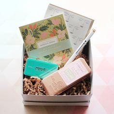 Mignon gift box no. 7 (for the journaler)