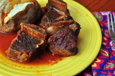 Dad Cooks Dinner: Pressure Cooker Short Ribs Braised with Beer