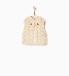 Three quarter length faux fur coat-COATS-BABY GIRL | 3 months-3 years-KIDS-SALE | ZARA United States