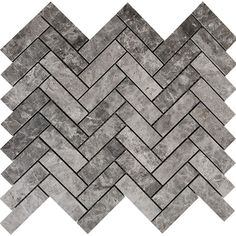 1 x 3 Herringbone Mosaic Tile Dark Grey Marble Polished wall floor tile kitchen backsplash bathroom wall floor luxury stone Backsplash, Kitchen Flooring Trends, Marble Polishing, Kitchen Flooring, Herringbone Mosaic Tile, Wood Countertops, Herringbone Backsplash, Grey Marble, Backsplash Bathroom Wall