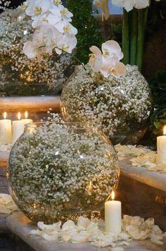 Diy Wedding, Rustic Wedding, Wedding Flowers, Dream Wedding, Wedding Bouquets, Wedding Ideas, Wedding Table Decorations, Flower Decorations, Wedding Centerpieces