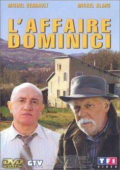 L'Affaire Dominici DVD ~ Michel Serrault