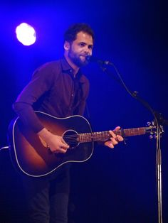Passenger - First saw him open for Ed Sheeran, then instantly fell in love. Saw him again a few months later - incredible.