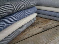 herringbone design turkish bath towels