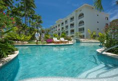 A stay in a Crystal Lagoon Swim-Up suite offers the most convenient access to the pool.