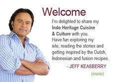 Dutch-Indonesian recipes
