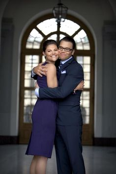 Crown Princess Victoria and Prince Daniel,  Paul Hansen Photojournalist