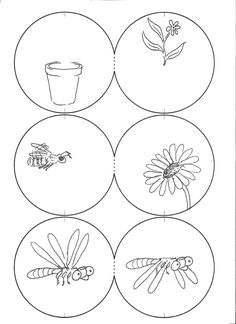 taumatrop plantillas - Cerca amb Google Science For Kids, Art For Kids, Activities For Kids, Crafts For Kids, Arts And Crafts, Animation Flipbook, Toys From Trash, Classe D'art, Paper Art