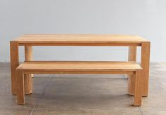 MASH Studios - PCH Series Dining Table $1700 free shipping